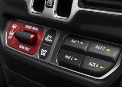 2021 Jeep® Wrangler Rubicon 392 - Dana 44 avant et arrière - Tru-Lok électronique - barre stabilisatrice avant déconnectable.
