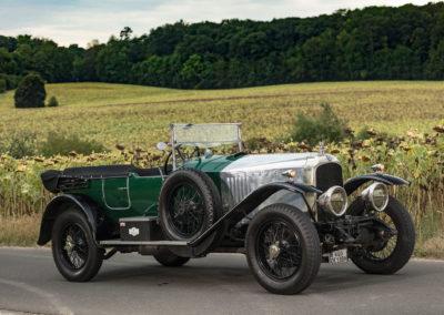 1924 Vauxhall 30-98 OE Type Velox Tourer - Bonhams Bond Street Sale
