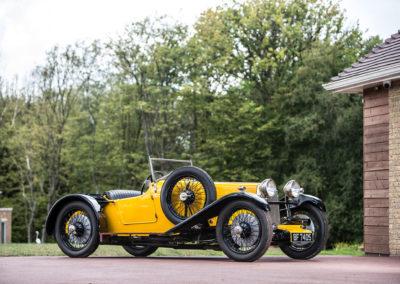 1928 Aston Martin 1½-Litre Standard Sports Model Ex-Maharajah of Patiala - Bonhams Bond Street Sale
