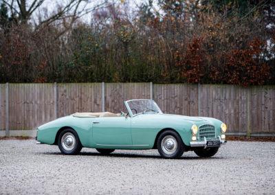 1953 Alvis TC21 3-Litre Cabriolet Sport - Bonhams Bond Street Sale