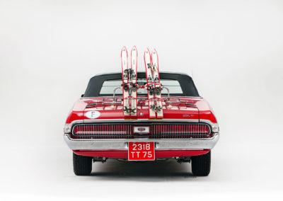 1969 Mercury Cougar XR7 face arrière - Bonhams Bond Street Sale