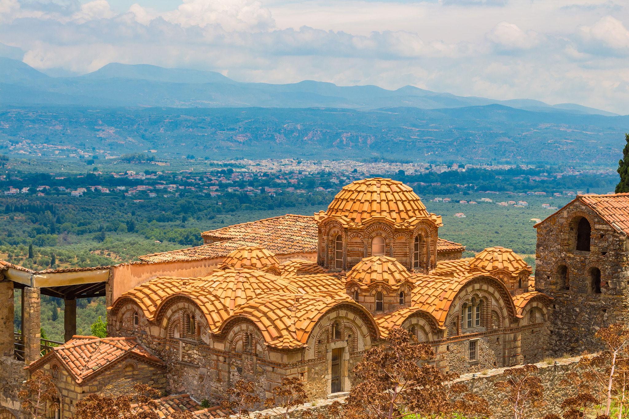 Mystras Rallye de Grèce par Rallystory.