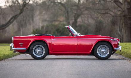 Vintage Car Magazine affiche ses préférences à la vente publique de mars 2021 organisée par Silverstone Auction