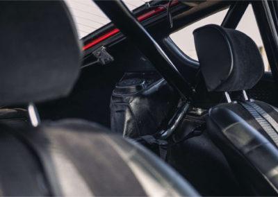 1979 Datsun 260 Z détail arceau de sécurité