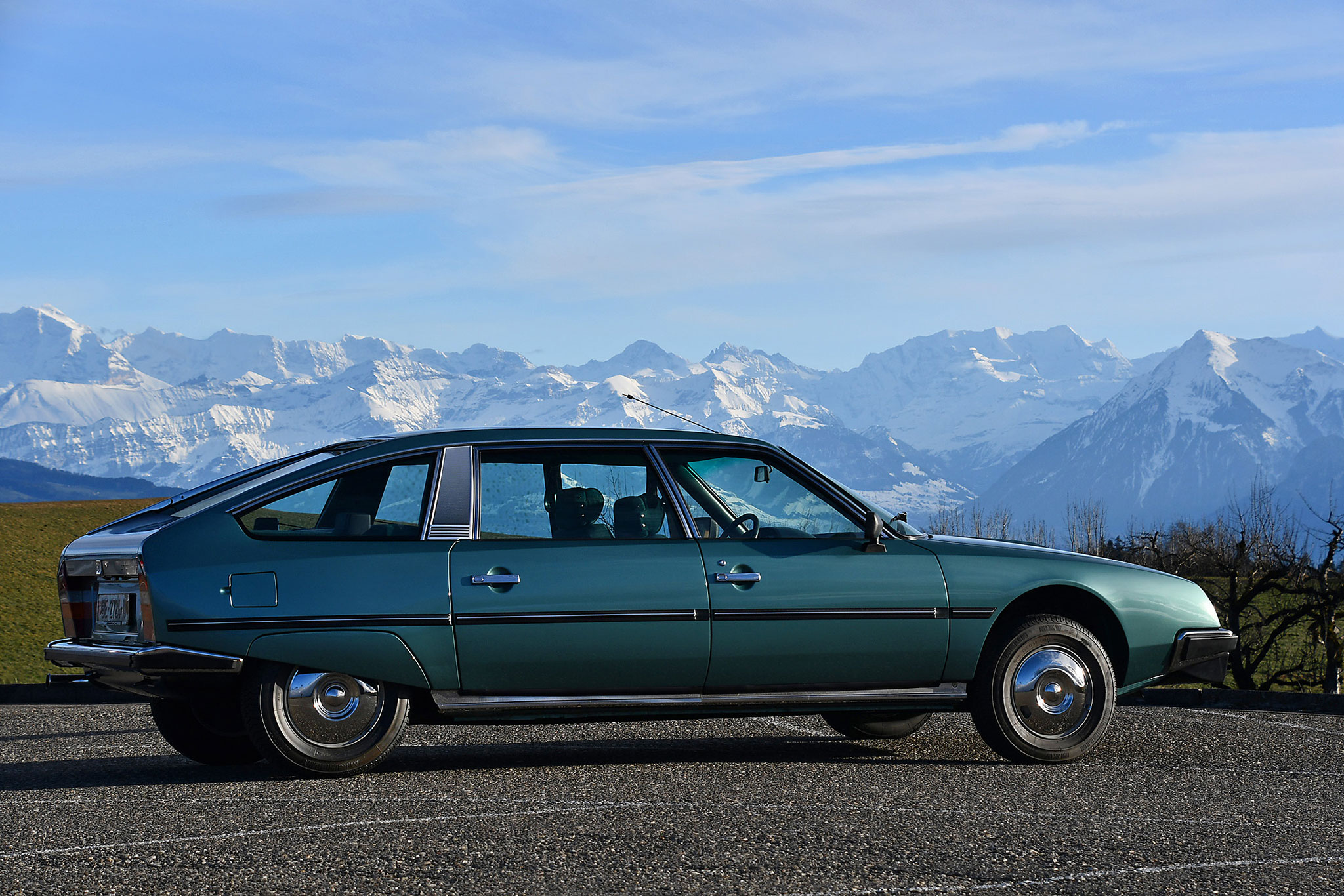 1981 Citroen CX Limousine Diesel - Oldtimer Galerie.