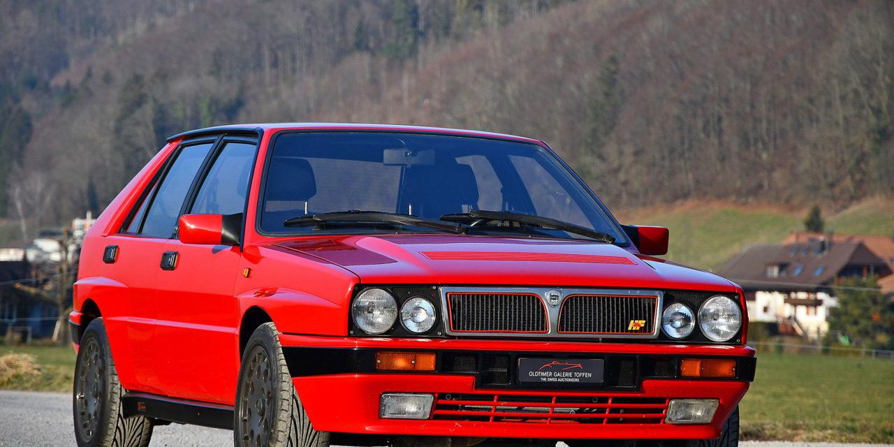 Lancia Delta HF Integrale   Une championne du monde reconnue