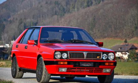 Lancia Delta HF Integrale | Une championne du monde reconnue