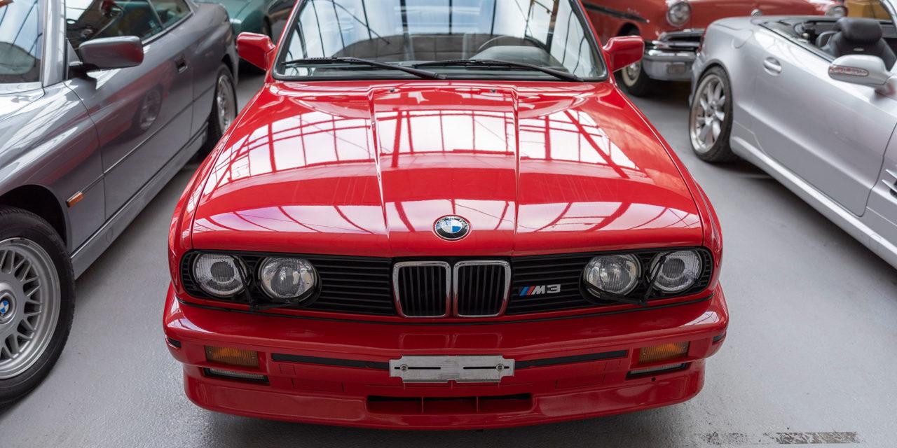 BMW M3 Cabriolet   Un Collector rare aux enchères à Toffen