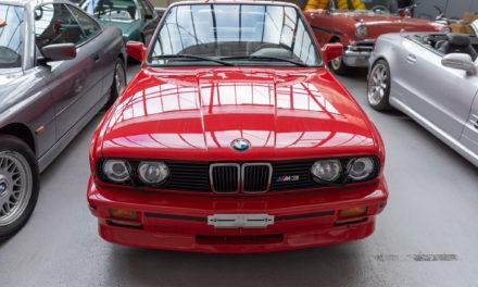 BMW M3 Cabriolet | Un Collector rare aux enchères à Toffen