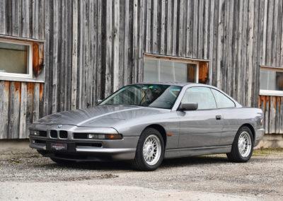 1993 BMW 840 Ci - Oldtimer Galerie.
