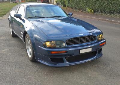 1995 Aston Martin Vantage V550 - Oldtimer Galerie.