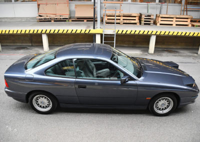 1998 BMW 850 Ci - Oldtimer Galerie.