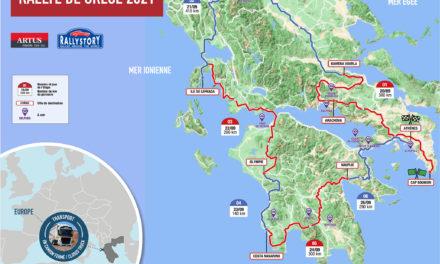 Une virée exceptionnelle | Rallye de Grèce par Rallystory