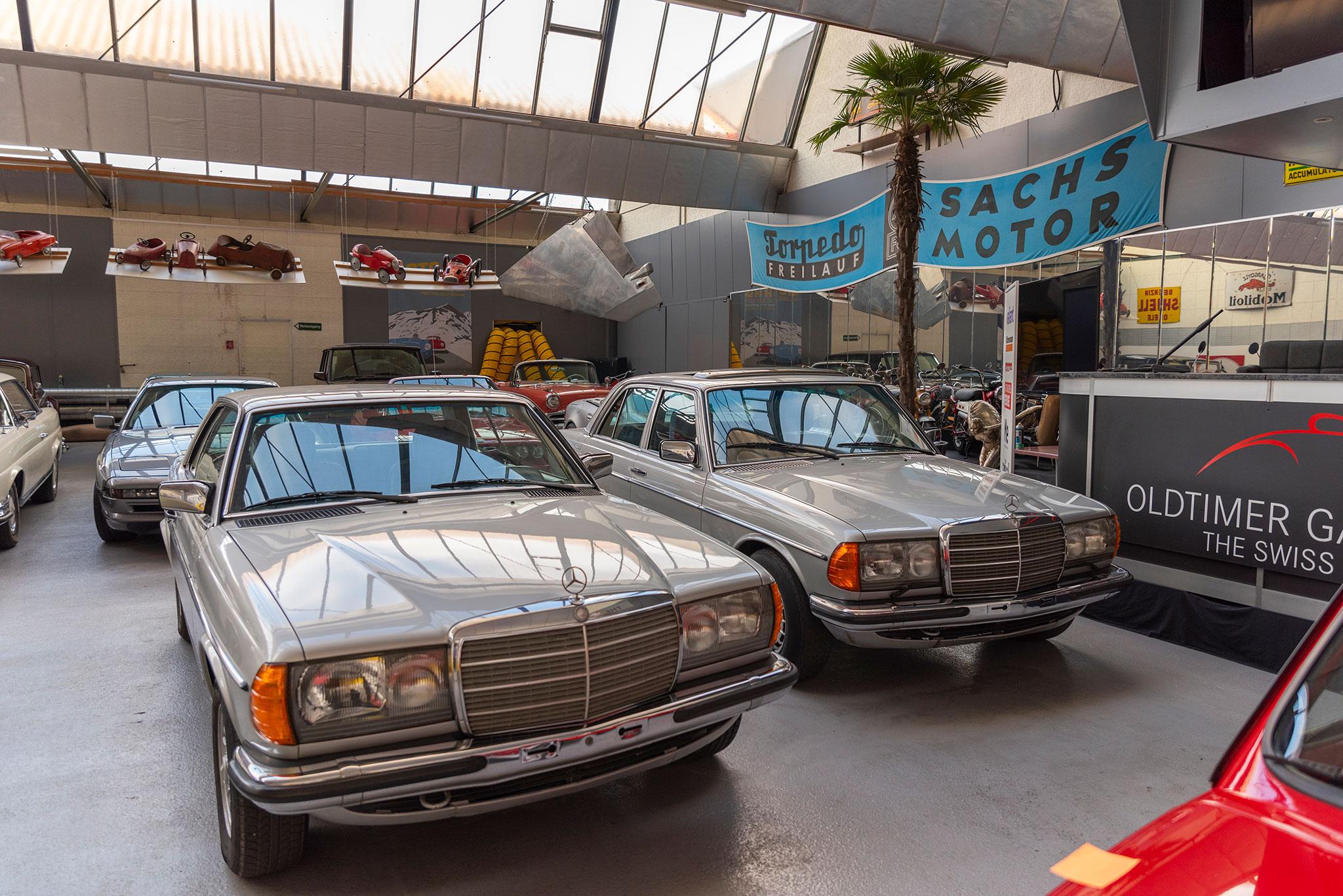 Série W123 Merceds-Benz Coupé ou Berline.