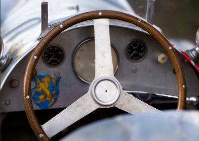 1947 Cisitalia D 46 a couru au Grand Prix de Berne avec Harry Schell