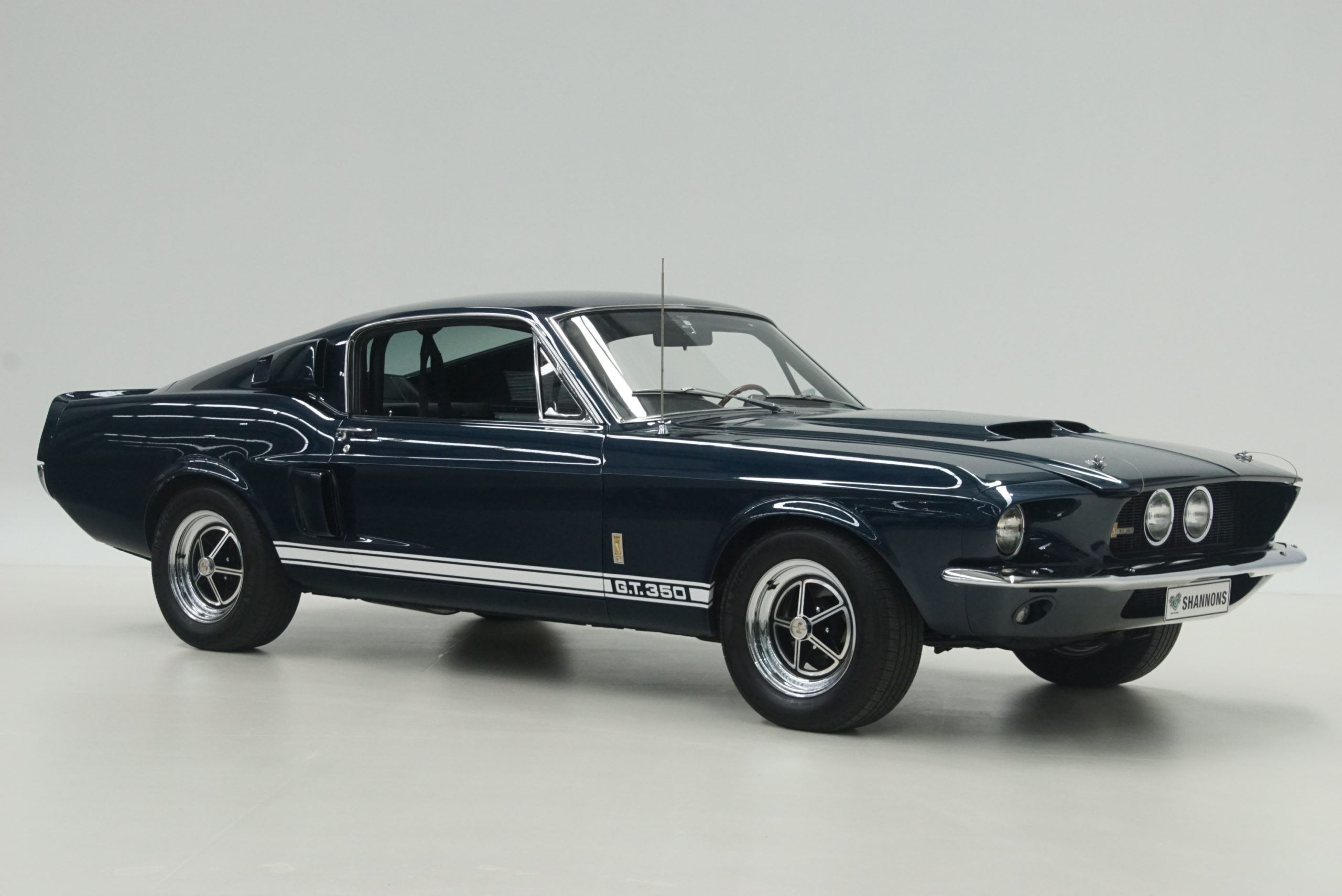 1967 Shelby Mustang GT350 Fastback - Résultats Shannons Auctions avril 2021.