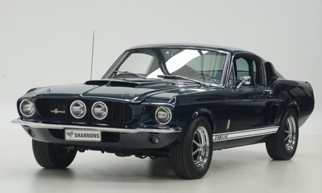 Shannons Auctions avril 2021   Trois superbes Mustang Fastback aux enchères
