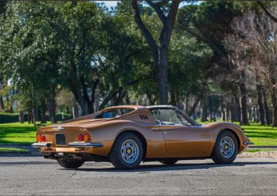 1973 Ferrari Dino 246 GTS dessin de Pininfarina - The Monaco Sale.
