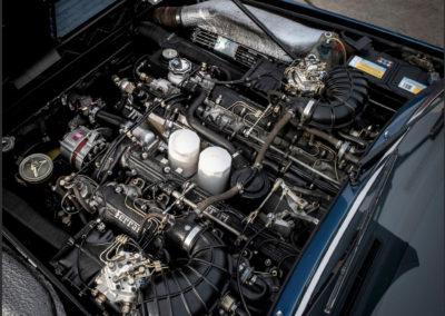 1983 Ferrari 400i GT 2+2 moteur V12 de 4.8 Litres et 315 chevaux.