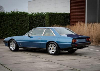 1983 Ferrari 400i GT 2+2 plus une Grand Tourisme qu'une sportive - The Monaco Sale.