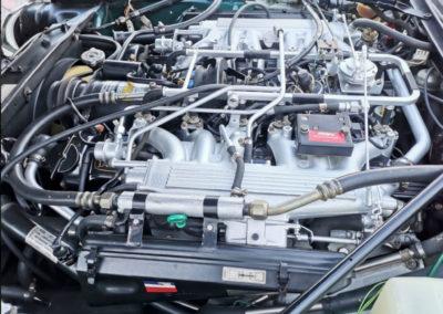 1983 Jaguar XJ-S HE 5.3-Litre Lynx Eventer moteur V12 5.3-Litre HE 295 chevaux - Classic Car Auctions mars 2021.