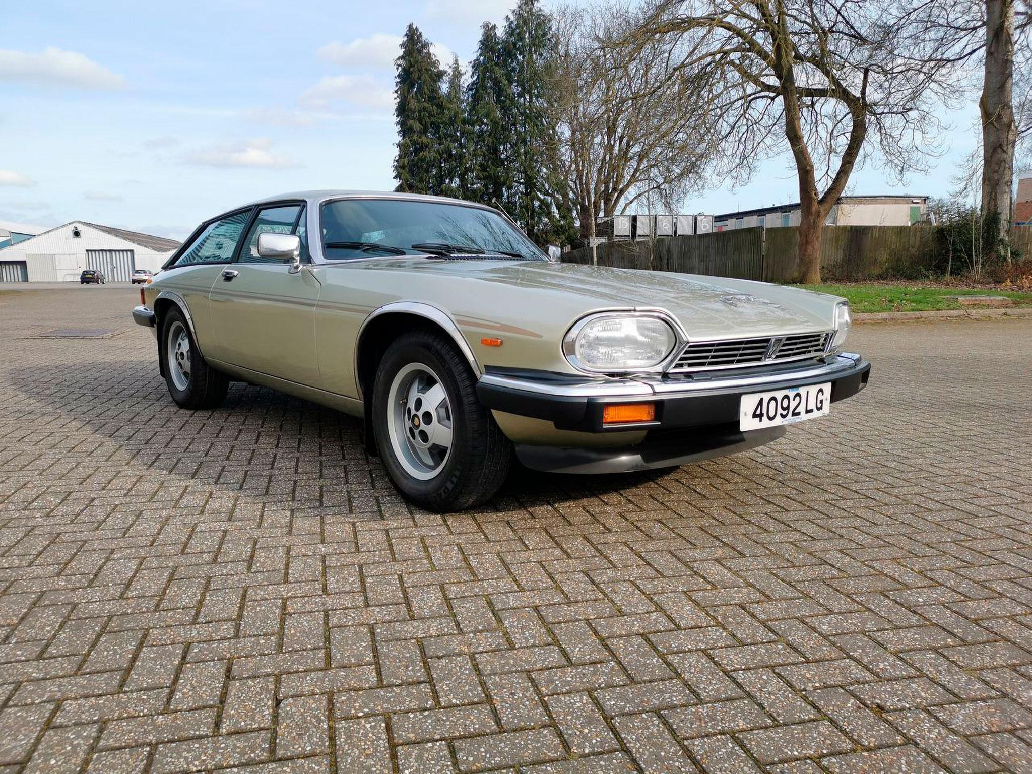1983 Jaguar XJ-S HE 5.3 Lynx Eventer - £47,730 - Classic Car Auctions mars 2021.