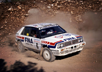 1991 Lancia Delta HF Integrale 16V Group A ex-Jolly Club- The Monaco Sale.