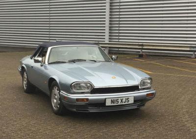 1996 Jaguar XJ-S 4.0-Litre Cabriolet - £27,195 - Classic Car Auctions mars 2021.