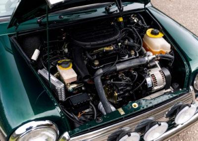 2000 Rover Mini Cooper Sport moteur 1275cc 90 chevaux - Classic Car Auctions mars 2021.