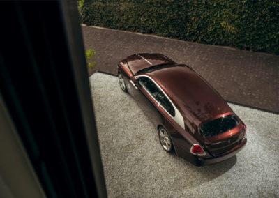 2015 Rolls Royce Silver Spectre Shooting Brake une ligne allongée légèrement ovoïde - The Monaco Sale.