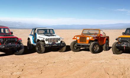 Les Concept Cars de Jeep® deviendront-ils de Futur Collectors?