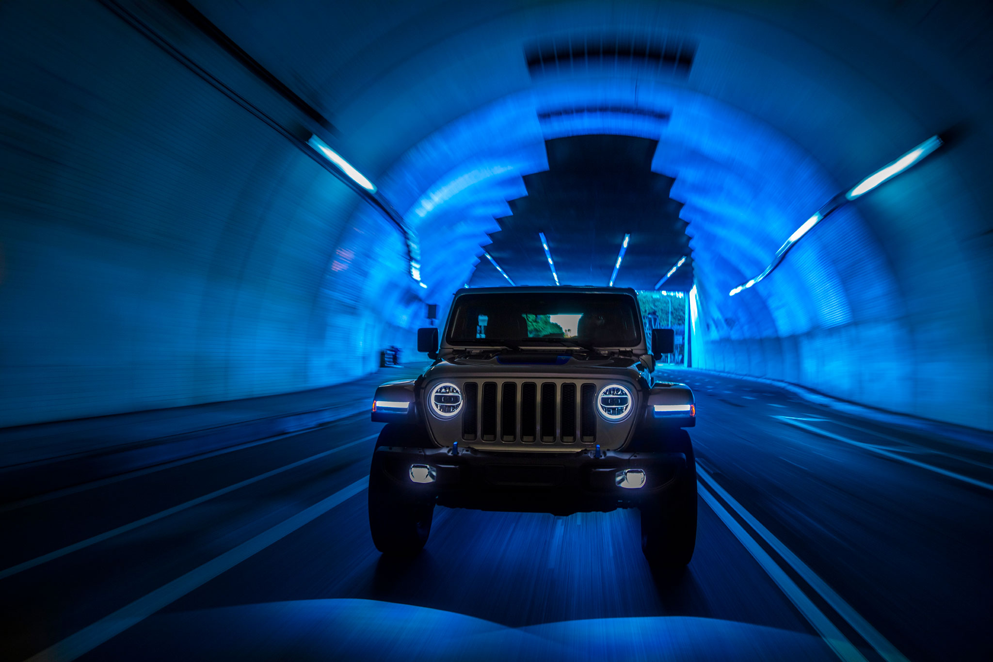 2021 Jeep Wrangler 4xe conserve ses capacités de franchissement dans tous les modes d'alimentation