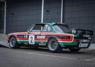 BMW 3.0 CSL ©Julian Reichl - 50 ans BMW CSL