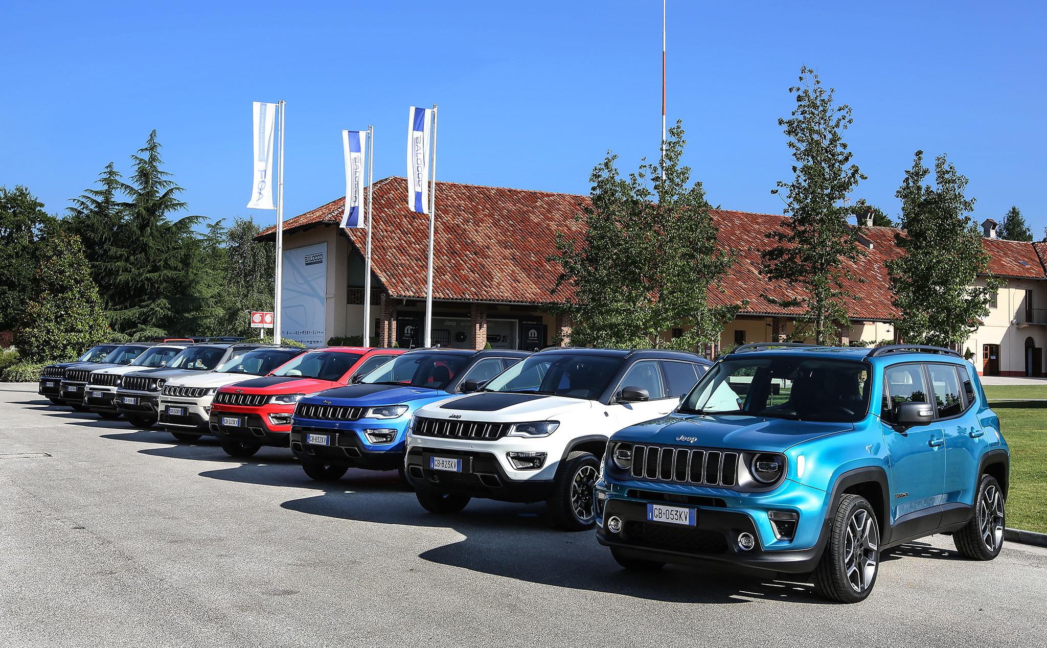 Jeep 4xe Compass et Renegade reçoivent aussi l'hybridation
