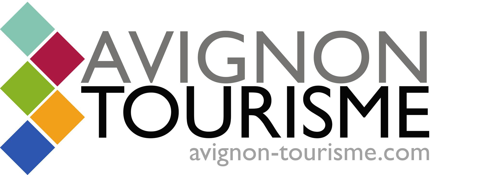 Logo Avignon Tourisme Motor Passion du 10 au 12 septembre 2021.