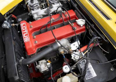 1969 Lotus Elan SE moteur d'origine Ford modifié par Lotus de 1558cm3.