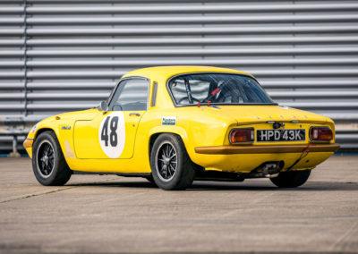 1971 Lotus Elan Sprint FIA Silverstone Auctions £44,437 frais compris.
