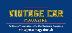Vintage Car Magazine