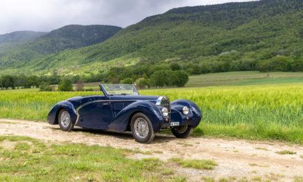 The Bonmont Sale | Classiques et Supercars pour le retour de Bonhams