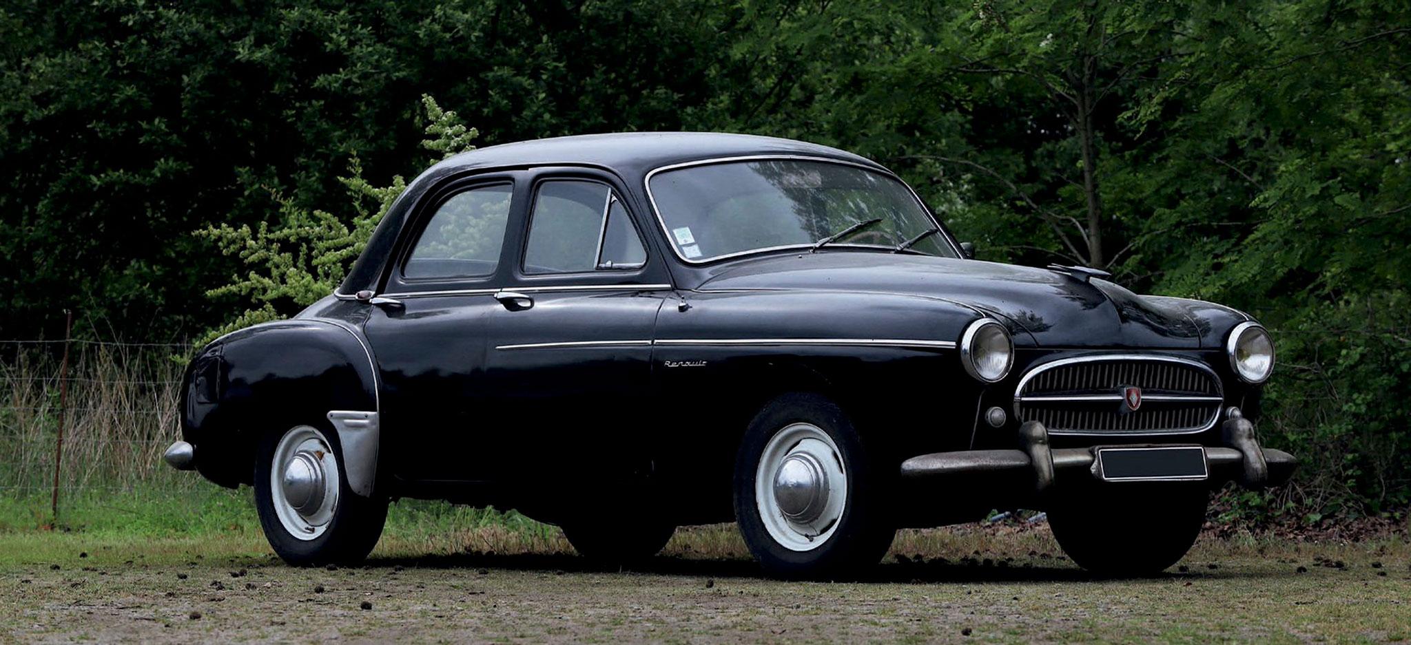 1956 Renault Frégate €2500 - 4500 - Populaires Françaises.