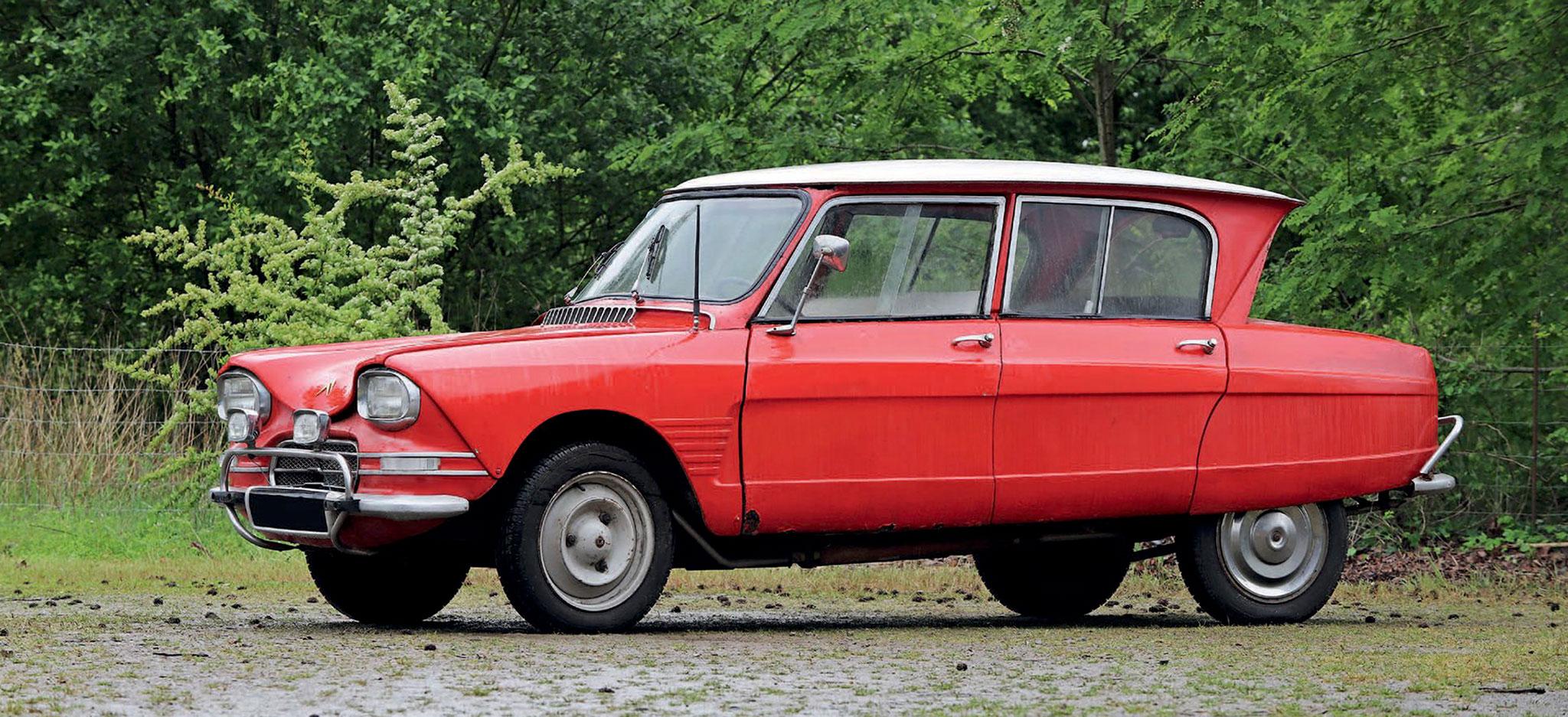 1963 Citroën Ami 6 Berline €1000 - 2000 - Populaires Françaises.