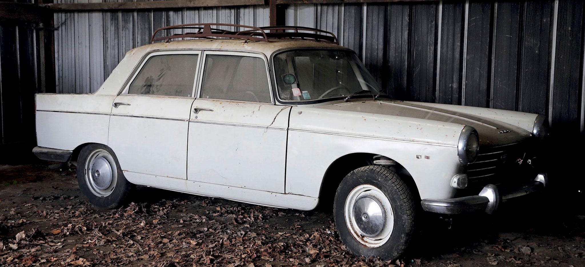 1964 Peugeot 404 Berline €1000 - 3000 - Populaires Françaises.