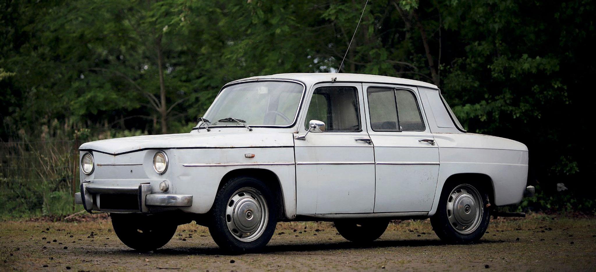 1964 Renault 8 1130 €1500 - 2500 - Populaires Françaises.