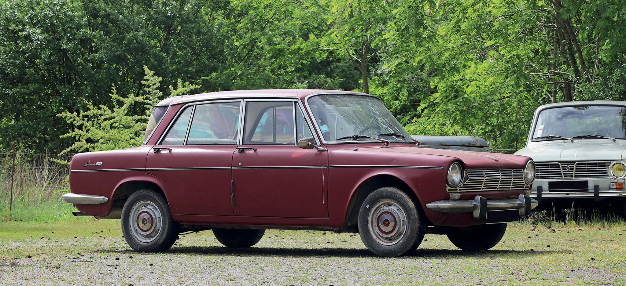 1964 Simca 1300 €800 - 1200 - Populaires Françaises.