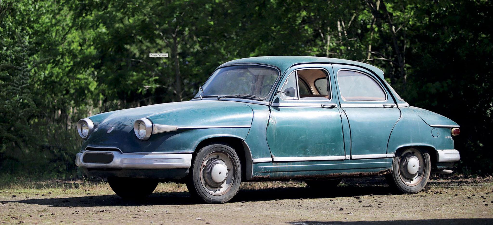1965 Panhard PL17 Berline €800 - 1200 - Populaires Françaises.