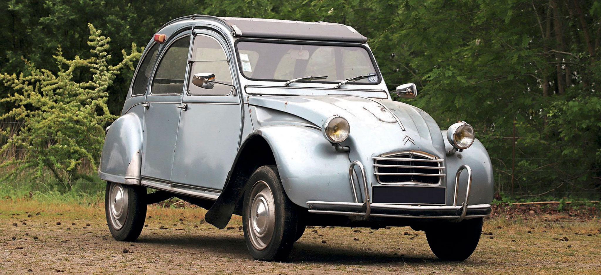 1966 Citroën 2CV AZAM €1000 - 3000 - Populaires Françaises.