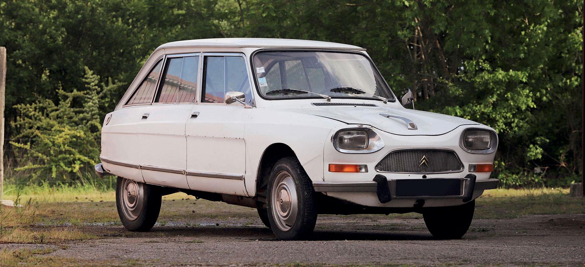 1969 Citroën Ami 8 Berline €1000 - 2000 - Populaires Françaises.