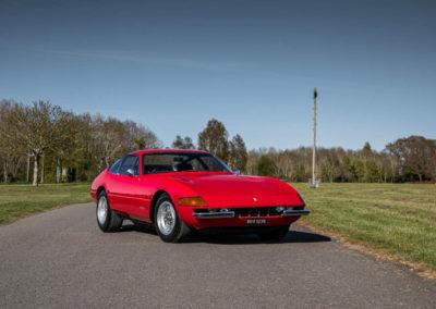 1972 Ferrari 365 GTB:4 Daytona Ex-Elton John.