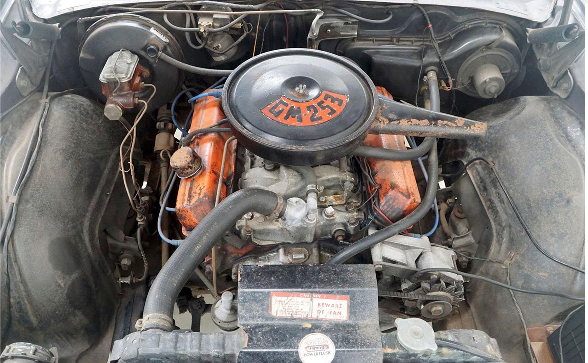1972 Holden HQ SS Sedan moteur de 4.2-Litre.