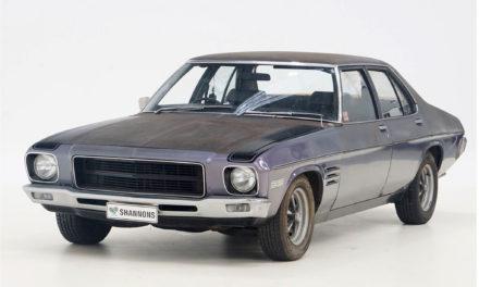 Holden HQ SS | Précurseur des Muscle Cars australiennes